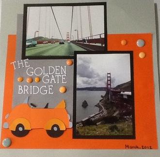 The Golden Gate Bridge MMC #2 6/17