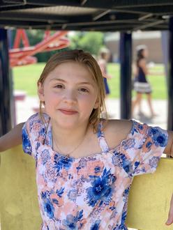 Maddie's 5th Grade Graduation Photos