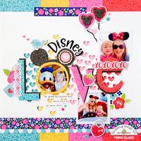 Disney Love **Doodlebug Design**