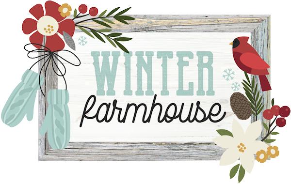 Winter Farmhouse Simple Stories