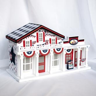 "America the Beautiful ""Main Street America"""