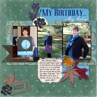 My Birthday, My Way