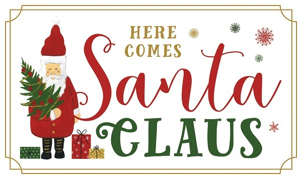 Here Comes Santa Claus Echo Park