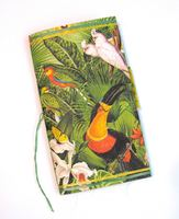 Traveler's Notebook Tropical Birds