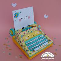 Doodlebug Typewriter