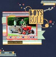 Boys Rule