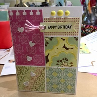 Card for Becky Fleck Challenge
