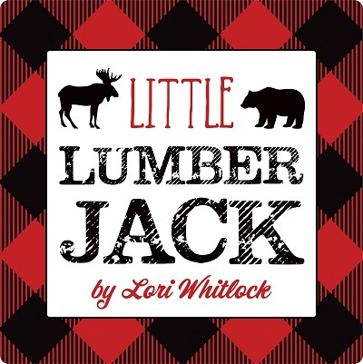 Little Lumberjack Echo Park Lori Whitlock