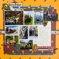 Harry Potter World - Hogsmeade
