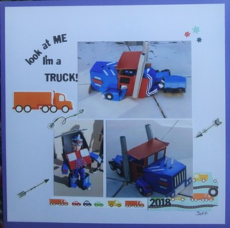 Look at me... I'm a Truck