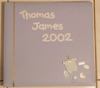 Tommy's Baby Book