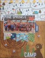 pine springs camp