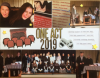 one act 2019