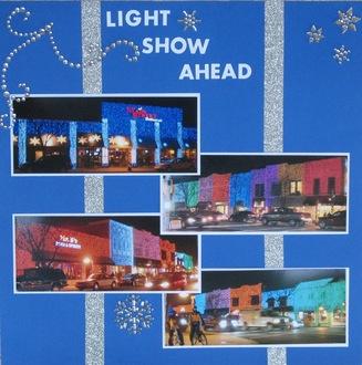 Light Show Ahead