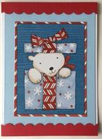 Bear Holiday Cards