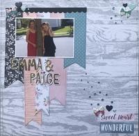 Emma & Paige