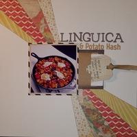 Linguica & Potato Hash