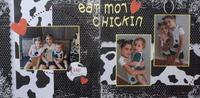 Eat mor chickin