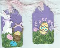Easter Tag & Journal Box