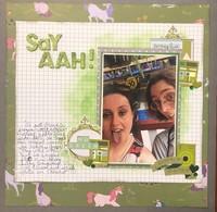 Say AAH