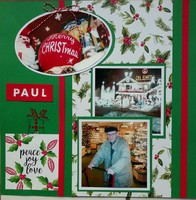 Paul (at Bronner's)
