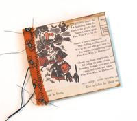 Halloween Junk Journal Mini