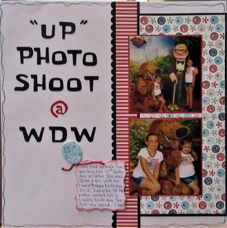 """UP"" Photo Shoot"
