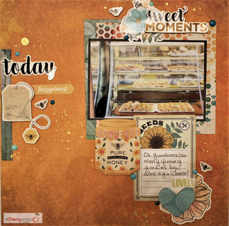 Welcome Scrappy1967 - Our September 2019 Guest Designer!