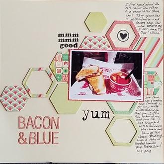 Bacon & Blue