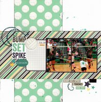 Bump, Set, Spike