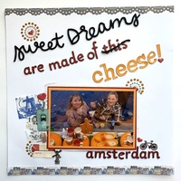 Sweet Dreams are made of this,cheese