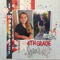 4th Grade Sparkle