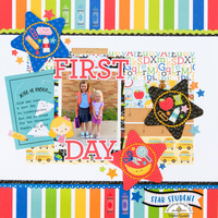 First Day **Doodlebug Design**