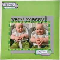 Very Messy!