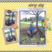 A Happy Day in Spring…