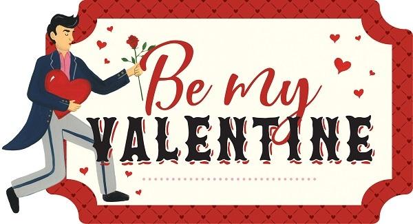 Be My Valentine Echo Park