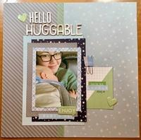 Hello Huggable