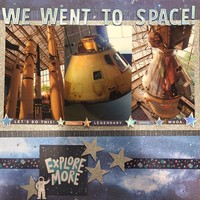 We Went to Space