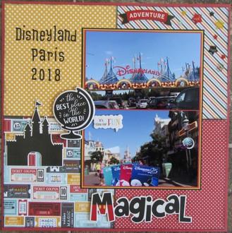 Disneyland Paris - 2018