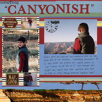 Something Canyonish