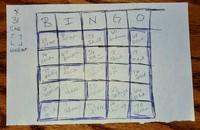 Oct bingo