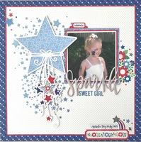 Sparkle Sweet Girl