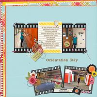 Orientation Day