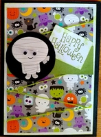 2019 Halloween Card #4