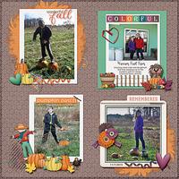 2015 Pumpkin Patch Family Fun