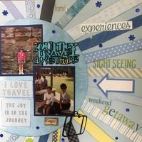 Journey, Travel, Adventure