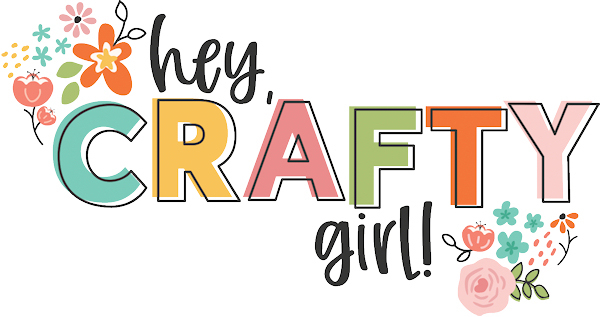 Hey, Crafty Girl Simple Stories