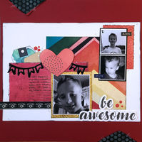 be awesome (Oct 2019 3 In A Row Challenge)
