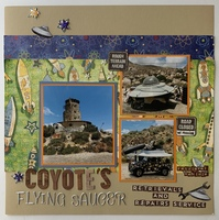 Coyote's Flying Saucer .......