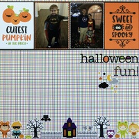 Halloween Fun (Oct Alphabet)